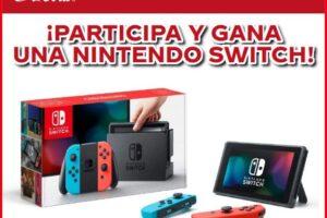 Coca Cola sortea 12 Nintendo Switch – Regalos y Muestras gratis