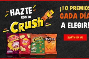 Pepsico Foods sortea 700 premios – Regalos y Muestras gratis