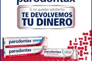 Reembolso para Parodontax si no estás satisfecho – Regalos y Muestras gratis