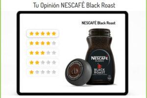 Kuvut busca probadores para Nescafé Black Roast – Regalos y Muestras gratis