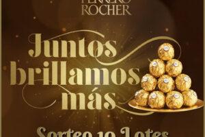 Ferrero Rocher sortea 10 fabulosos packs de productos – Regalos y Muestras gratis