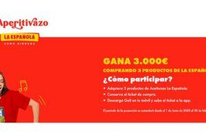Gana 3.000 euros con La Española
