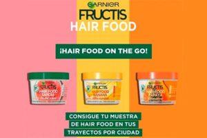 Muestras gratis de Hair Food