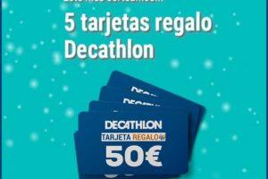 Central Lechera Asturiana sortea 5 tarjetas Decathlon de 50€ – Regalos y Muestras gratis