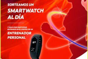 Colgate sortea un Smartwatch al día – Regalos y Muestras gratis