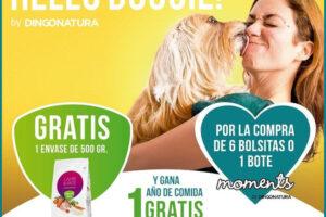 Regalo por compra en Dingonatura y sorteo de 1 año de comida – Regalos y Muestras gratis