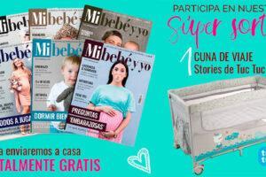Revista Mi Bebé y Yo gratis + Sorteo