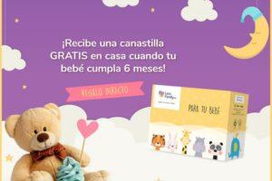 Lets Family regala canastillas gratis para tu bebé – Regalos y Muestras gratis