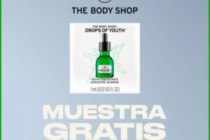 Muestras Gratis del sérum Drops Of Youth de TBS – Regalos y Muestras gratis