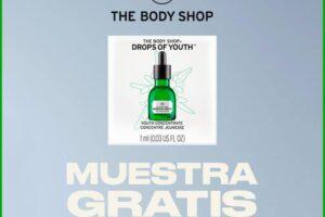 Muestras Gratis del sérum Drops Of Youth de TBS – Regalos y Muestras gratis