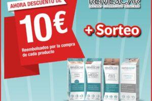 Remescar reembolsa 10€ y sortea 25 lotes de productos – Regalos y Muestras gratis