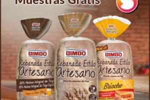 Muestra gratis Bimbo Rebanada Estilo Artesano – Regalos y Muestras gratis