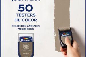 Bruguer sortea 50 Tester de color – Regalos y Muestras gratis