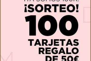Marvimundo sortea 100 tarjetas regalo de 50€ – Regalos y Muestras gratis