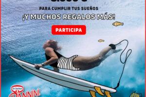 Pannini sortea 3 cheques de 3.000€ y más premios – Regalos y Muestras gratis