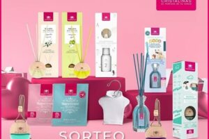 Perfumes Club sortea Cristalinas para todo un año – Regalos y Muestras gratis