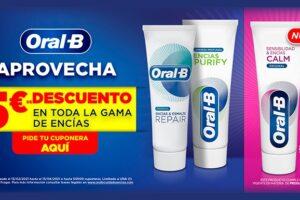 Cuponera de Oral-B – Muestras Gratis Y Chollos