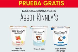 Prueba gratis Abbot Kinney's – Muestras Gratis Y Chollos