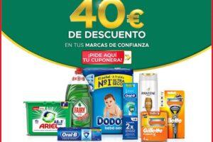 50.000 Cuponeras Próxima a ti con hasta 40 euros – Regalos y Muestras gratis