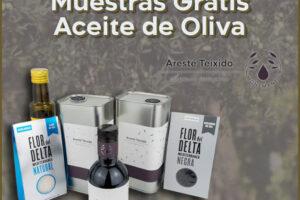Muestras gratis de Aceite de Oliva Aresté Teixidó – Regalos y Muestras gratis