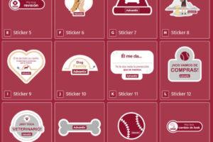 Advantix sortea 100 páginas de stickers muy chulas – Regalos y Muestras gratis