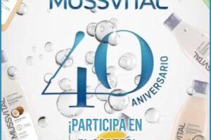 Sorteo de 6 kits de Mussvital Essentials Gel – Regalos y Muestras gratis