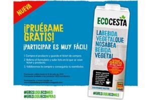 Prueba gratis Ecocesta – Muestras Gratis Y Chollos