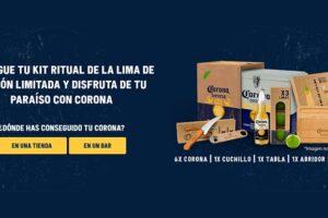 Sortean 600 kits ritual de la lima de Corona
