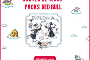 2.000 Packs Red Bull para estudiantes – Regalos y Muestras gratis