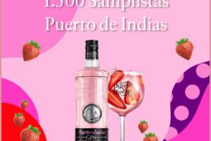 Muestras gratis de Puerto de Indias Strawberry – Regalos y Muestras gratis