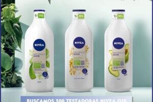 Nivea busca 500 probadoras para Nivea Q10 Reafirmante – Regalos y Muestras gratis
