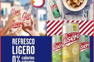 Muestras gratis del nuevo refresco LaCasera – Regalos y Muestras gratis