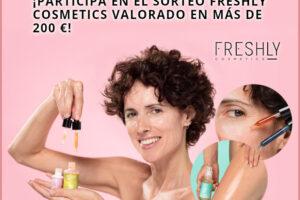 Freshly Cosmetics sortea 3 cestas de productos – Regalos y Muestras gratis
