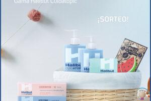 Halibut sortea 3 cestas con productos Cuidatopic – Regalos y Muestras gratis