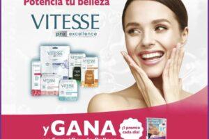 Vitesse regala SmartBox de belleza y pack de productos – Regalos y Muestras gratis