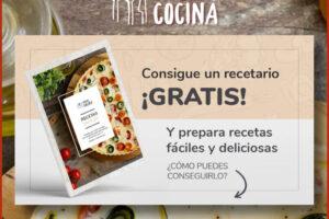 Nestlé regala recetario de cocina gratis – Regalos y Muestras gratis