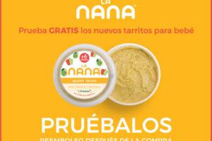 Prueba gratis de Tarritos La Nana (Barcelona) – Regalos y Muestras gratis
