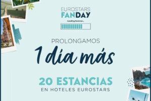 Eurostars Hotels sortea 20 estancias de 1 noche – Regalos y Muestras gratis