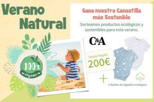 Sorteo de la Canastilla más sostenible Let's Family