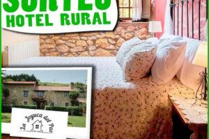 Top Turismo sortea una noche de alojamiento en Hotel Rural – Regalos y Muestras gratis