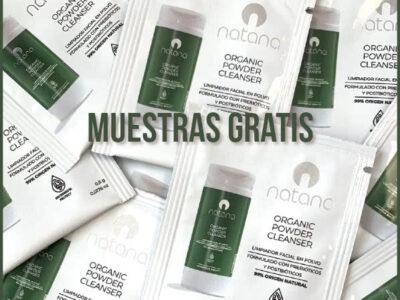 1.000 muestras gratis de Productos Natana Cosmetics – Regalos y Muestras gratis
