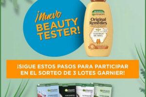Garnier Busca 3 probadoras para Original Remedies – Regalos y Muestras gratis