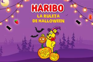 La Ruleta de Halloween de Haribo